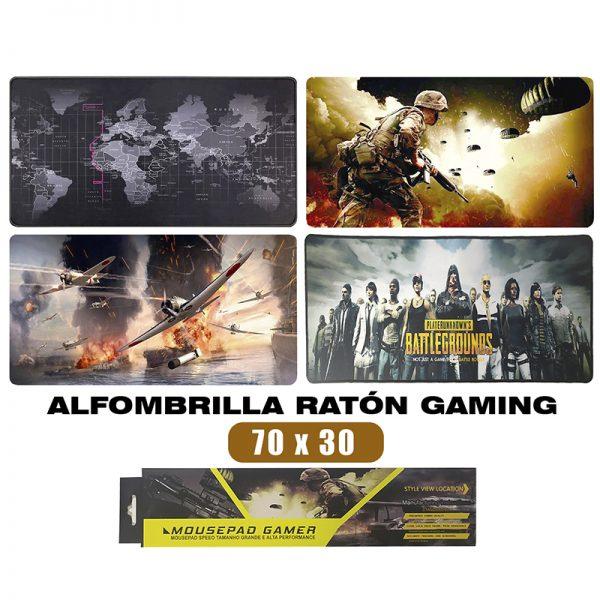 alfombrrilla gamer