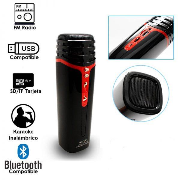 microfono bluetooth