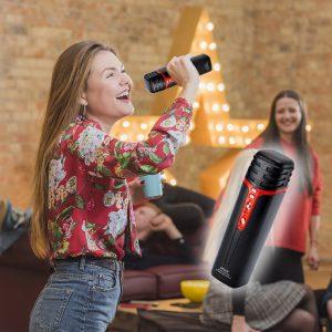 microfono karaoke bluetooth
