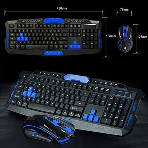 pack teclado y raton
