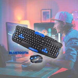 teclado y raton inalambrico