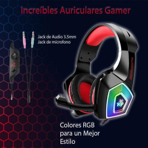 cascos RGB
